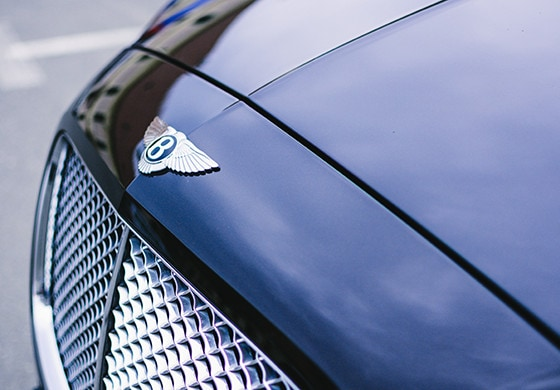 The Bentley: The Unexpected Car of LA's Future