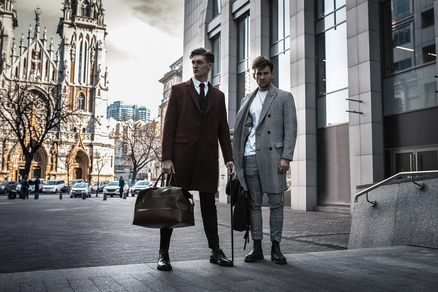 The Short Hem Versus the Break at the Shoe or Thom Browne Look: What is Best for Your Style?