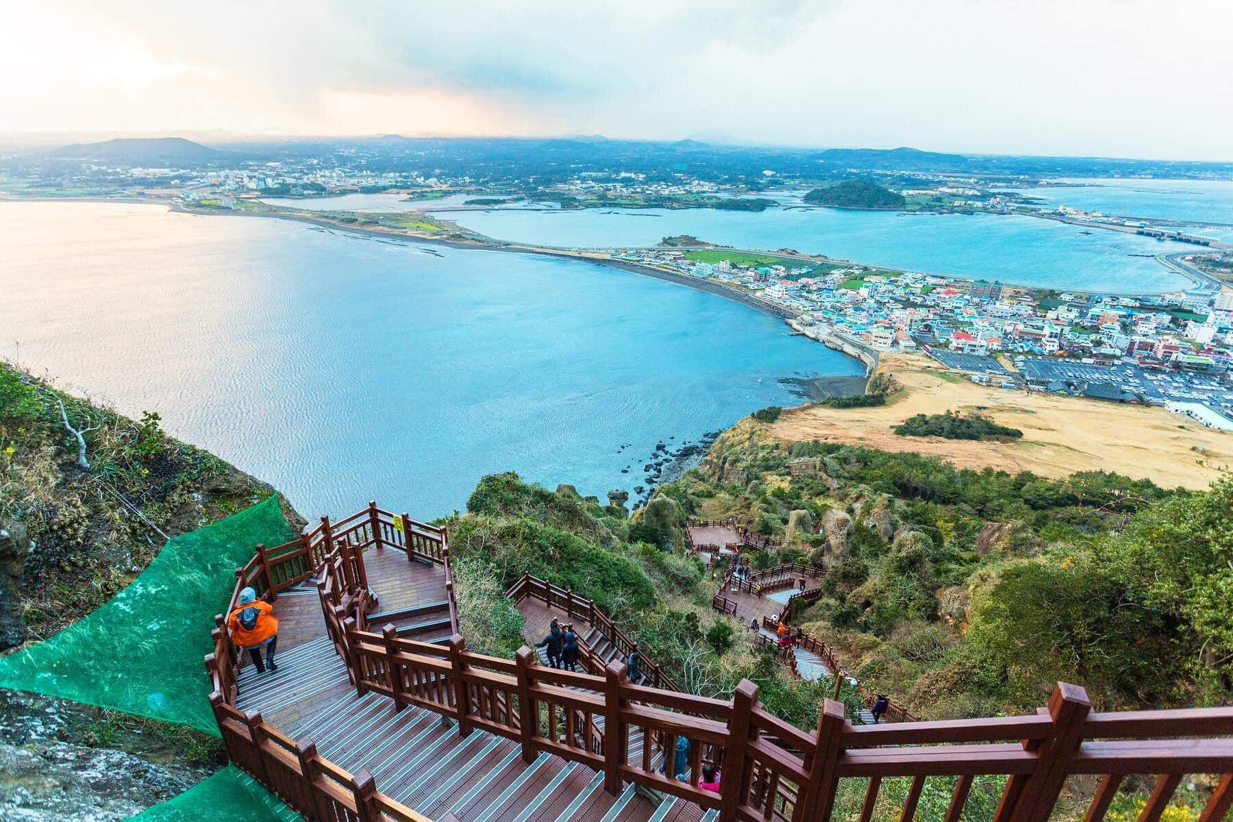 Jeju Islands: The Beautiful Island of the Gods